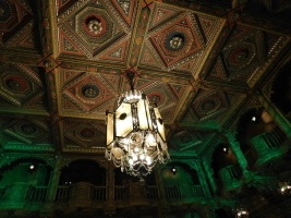 Beautiful original decor in The Coronado