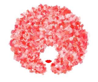 Afro Flower