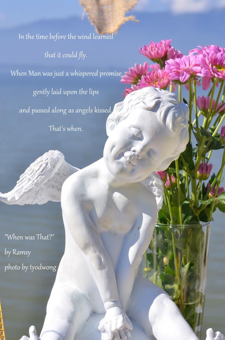 Cupid statue Valentine